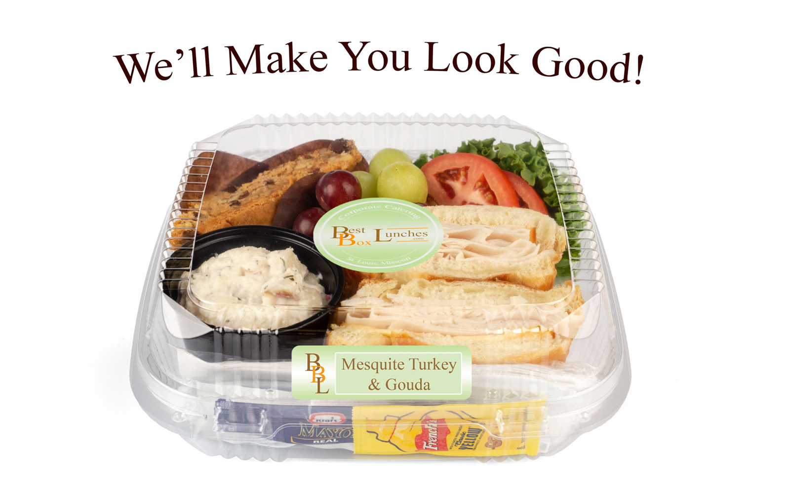 Best Box Lunches - Box lunch catering